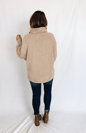 Ezra Chenille Sweater