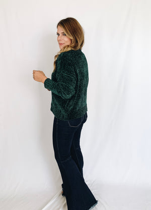 Morgan Chenille Sweater