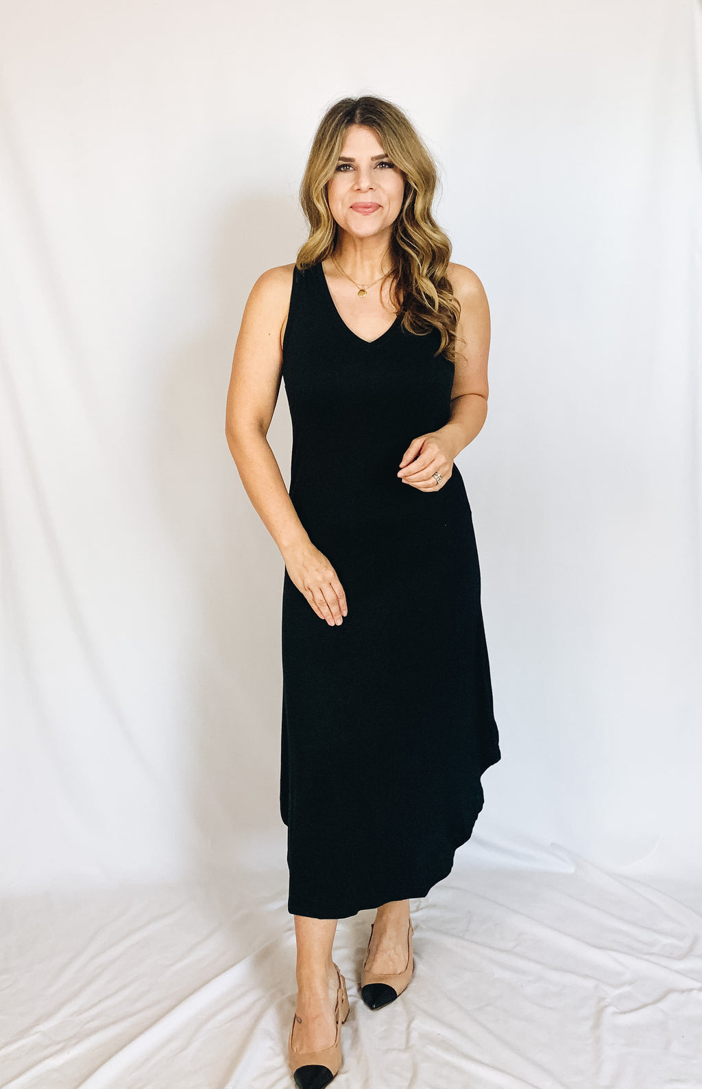 Zuri Dress- Black