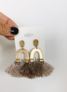 Adrian Tassel Earrings