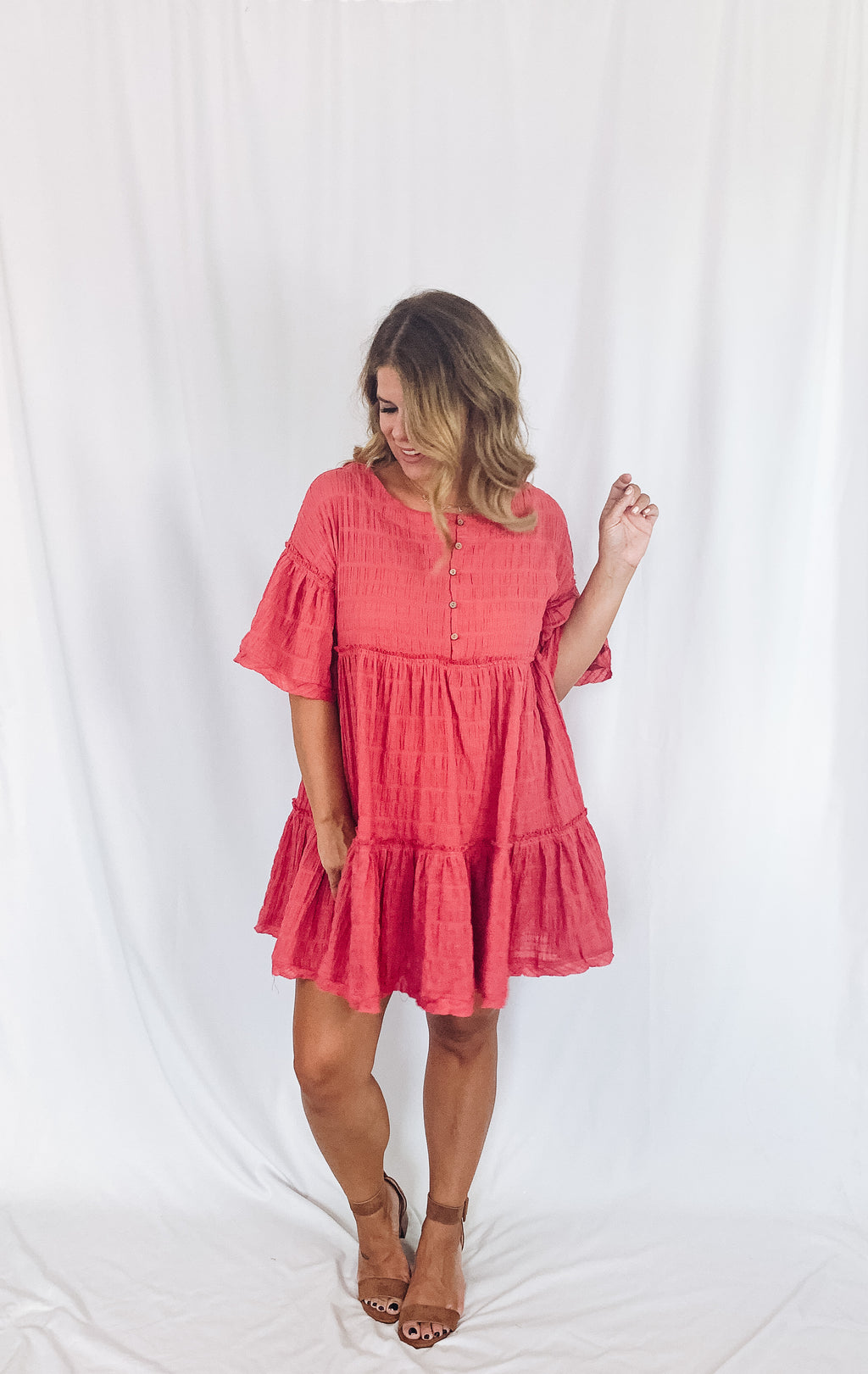 Ramona Tunic Dress