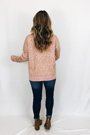 Bella Leopard Sweater