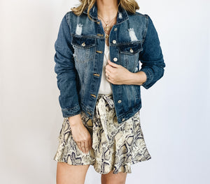 Sailor Denim Jacket