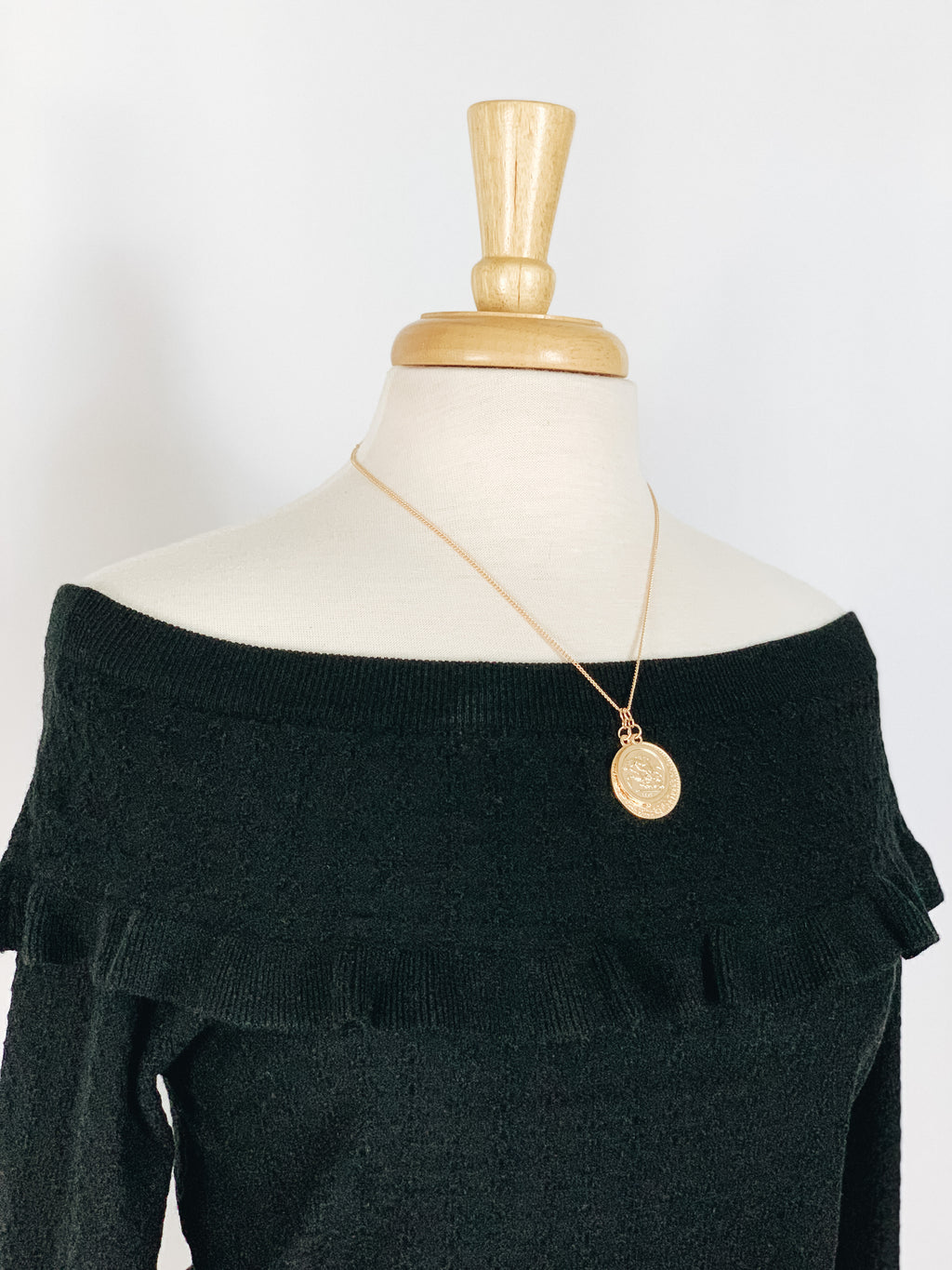 Arabella Coin Necklace