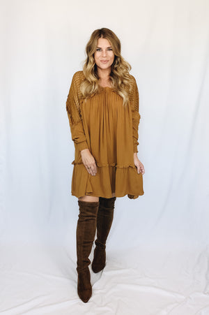 Angie Tunic Dress