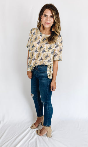 The Ella Kate Top