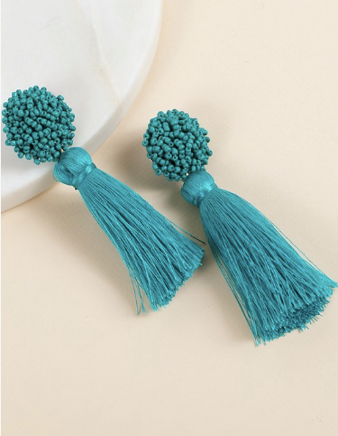 The Isla Tassel Earrings