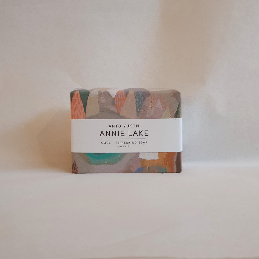Annie Lake Soap