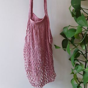 Dusty Rose Market Tote