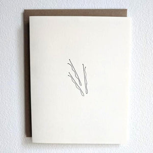 Bobby Pins Card