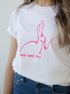 Bad Hare Day t-shirt