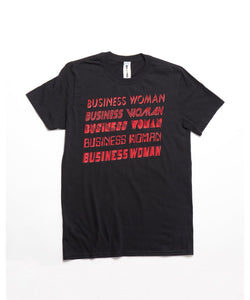 Business Woman T-Shirt