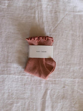 Load image into Gallery viewer, Ruffle Socks - Assorted Colours