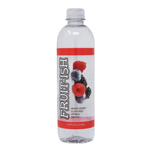 Load image into Gallery viewer, KRISPwtr Fruit-ish Mixed Berry Flavored Spring Water - 12 pack
