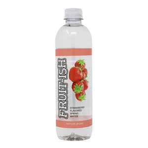 KRISPwtr Fruit-ish Strawberry Flavored Water - 12 pack