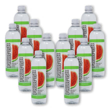Load image into Gallery viewer, KRISPwtr Fruit-ish Watermelon Flavored Spring Water - 12 pack