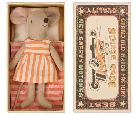 Matchbox Mice- Big Sister in Box