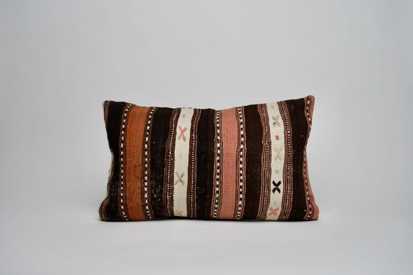 South Western Turkish Kilim Pillow Cover