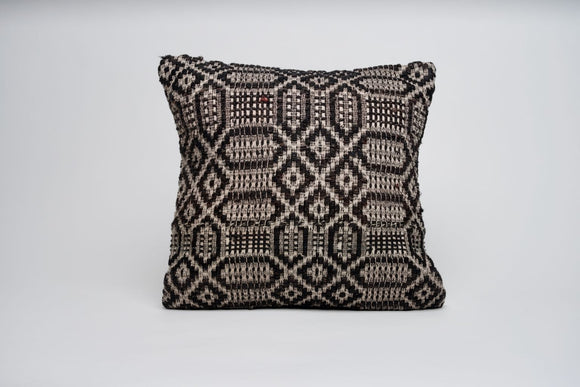 Geometric Turkish Kilim Pillow Cover