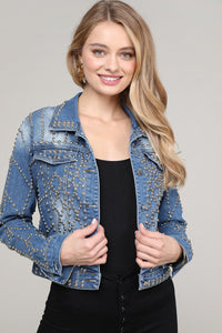 Dolly Denim Jacket