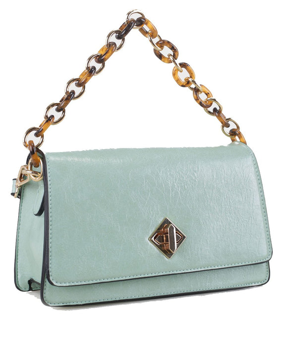 Mint for Spring Purse