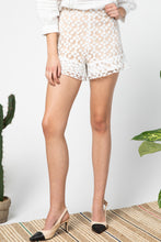 Lacy Daisy Shorts