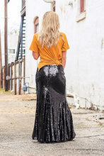 San Marcos Sequin Skirt