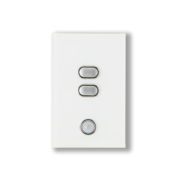 iZone Smart Switch – 2 Buttons