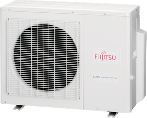 Fujitsu - 2/3 Room Outdoor Unit - Inverter Multi