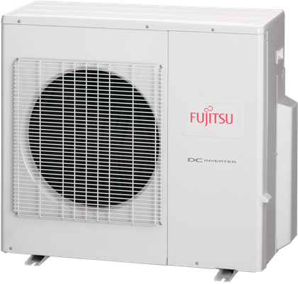 Fujitsu - 3/4 Room Outdoor Unit -  Inverter Multi