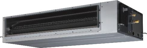 Fujitsu - Ducted Inverter - Single Phase