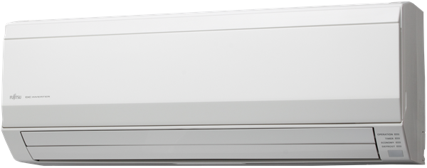 Fujitsu - Wall Mounted - Multi System Inverter