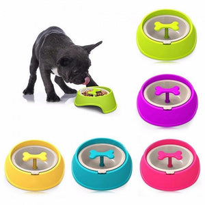 Pet Bowl Healthy Feeding System