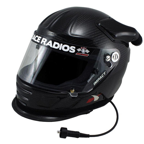 PCI ELITE WIRED IMPACT CARBON AIR DRAFT OS20 SA2020 HELMET