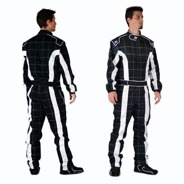1 LAYER DRIVING SUIT