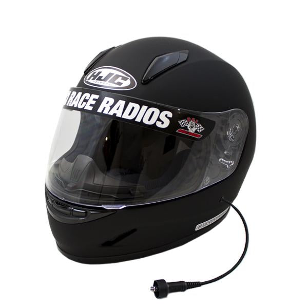PCI ELITE WIRED HJC CL-Y YOUTH HELMET