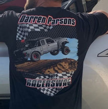 Load image into Gallery viewer, Darren Parsons Short Sleeve by Racer Swag