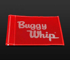 4 FT LED WHIP BUGGY WHIP FLAG & TOP LAMP HOLDER