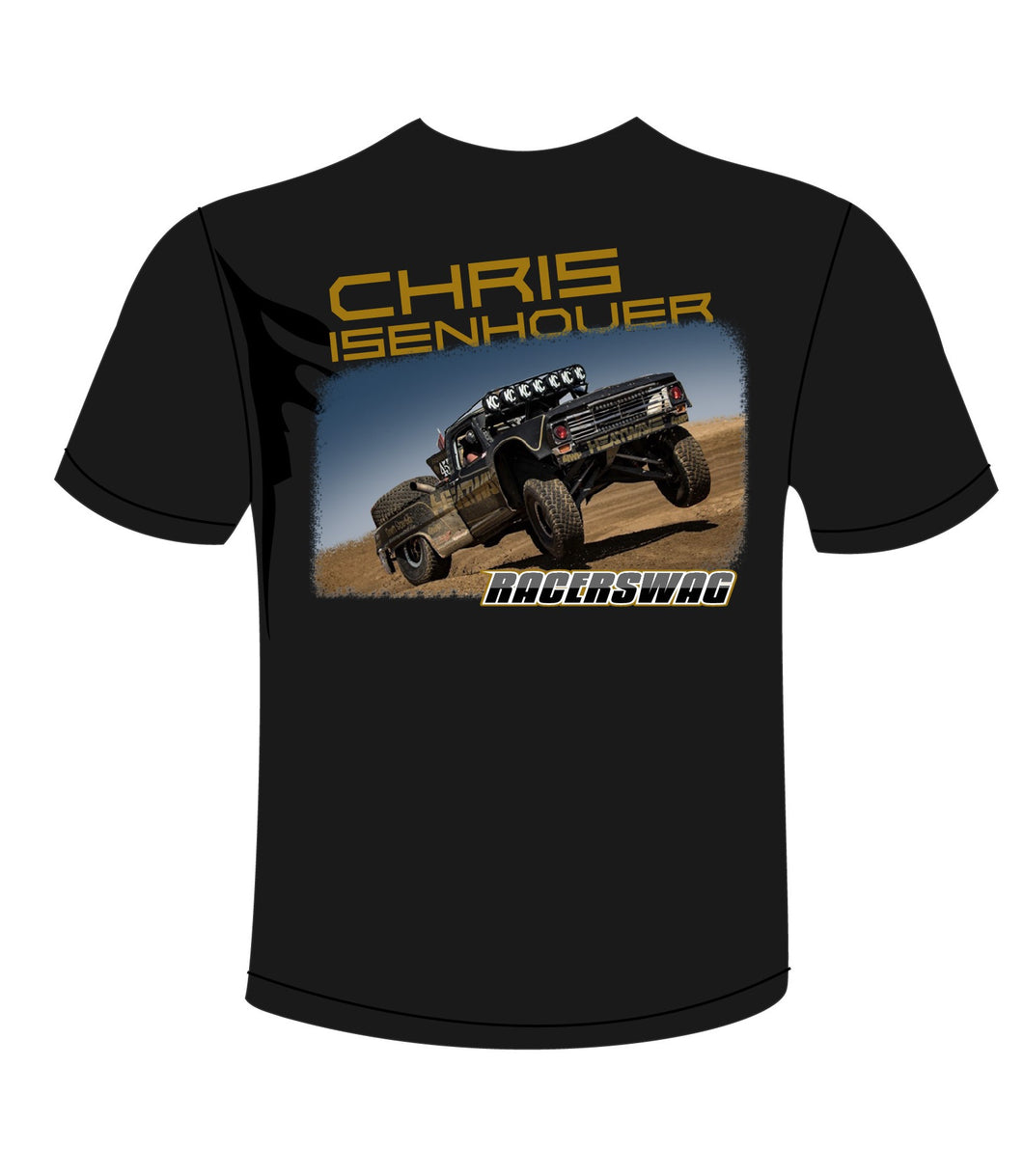 Chris Isenhouer Short Sleeve by Racer Swag