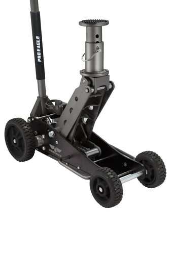 Pro Eagle 2 Ton Big wheel Jack