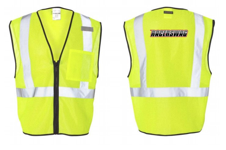 Pit Crew Safety Vest