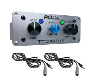 TRAX PLUS INTERCOM PACKAGE