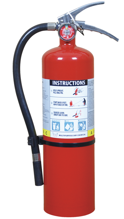 Fire Extinguisher 5 pound ABC