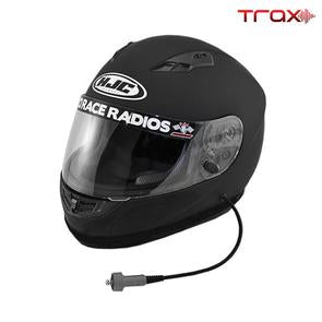 PCI TRAX WIRED HJC CS-R3 HELMET