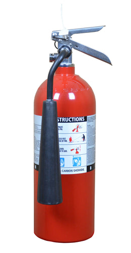 5LB CO2 FIRE EXTINGUISHER