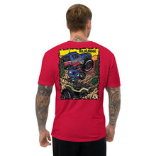 Load image into Gallery viewer, BAJA MODE Short Sleeve Fitted T-shirt