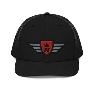 Racer Wings Trucker Cap