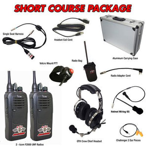 SHORT COURSE F2000 PACKAGE