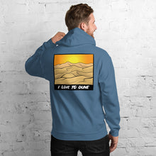 Load image into Gallery viewer, I Love to Dune Hoodie