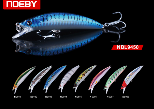 Minnow Lures